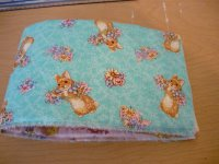 Fabric Easter Basket Step 5