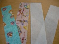 Fabric Easter Basket Step 9