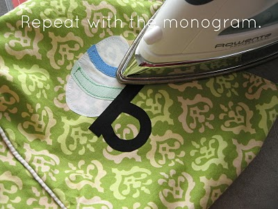 Repeat with Monogram
