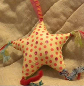 Fun Stuffed Star