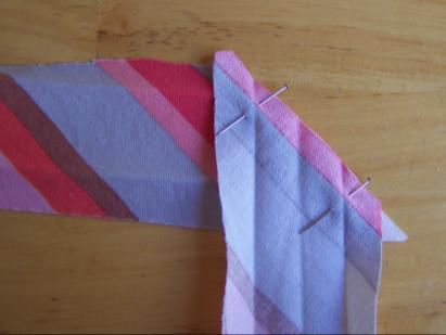 How to Attach Bias Tape