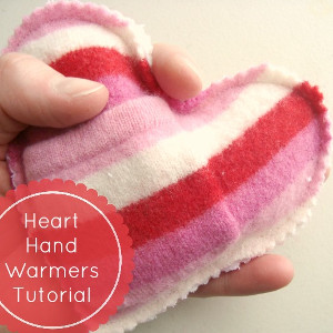 Last Minute DIY Hand Warmers