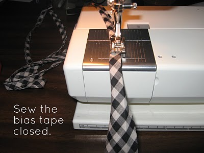 Sewing Bias Tape