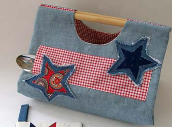 Applique Stars
