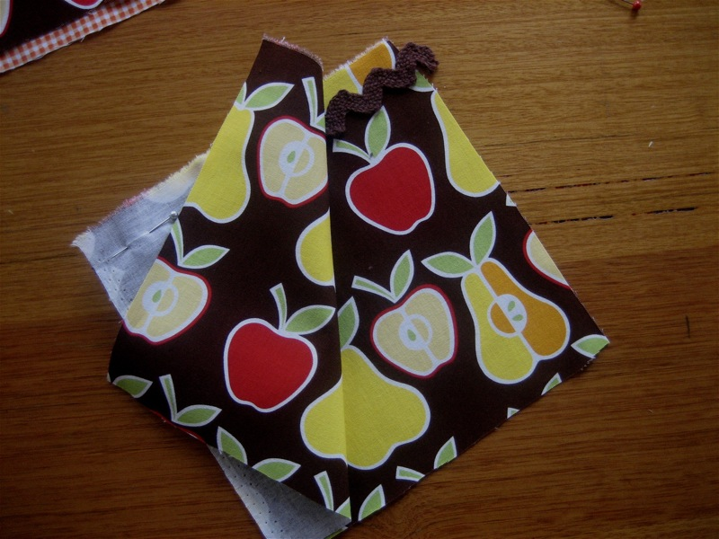 Lined Apron-Pocket