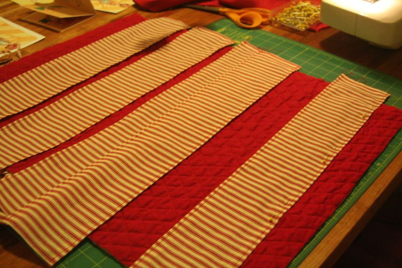 Fabric Advent Calendar 2