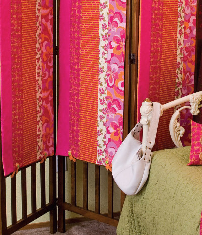 Screen Fabric Panels