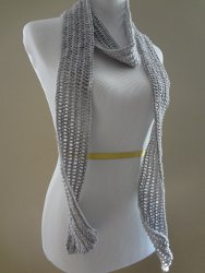 Snow Goddess Scarf