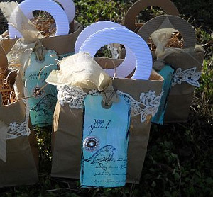 Special Spring Gift Bags
