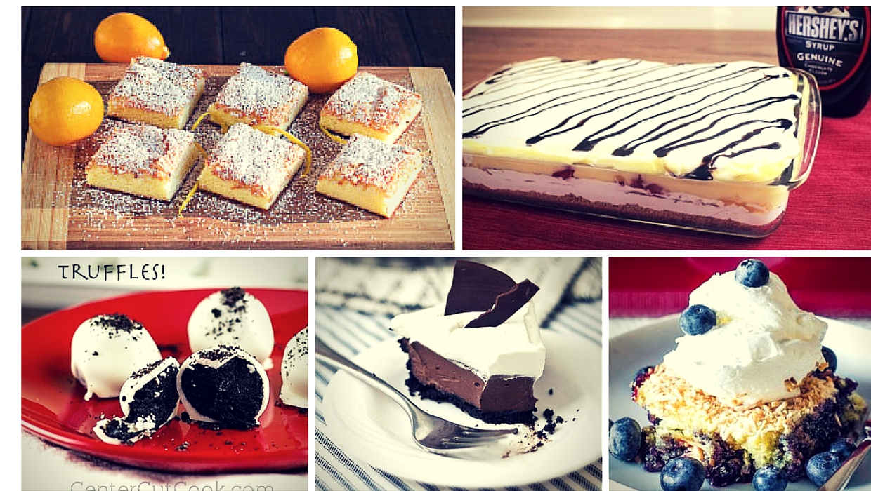 Top 100 Dessert Recipes