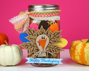 Gobble Gobble Turkey Mix