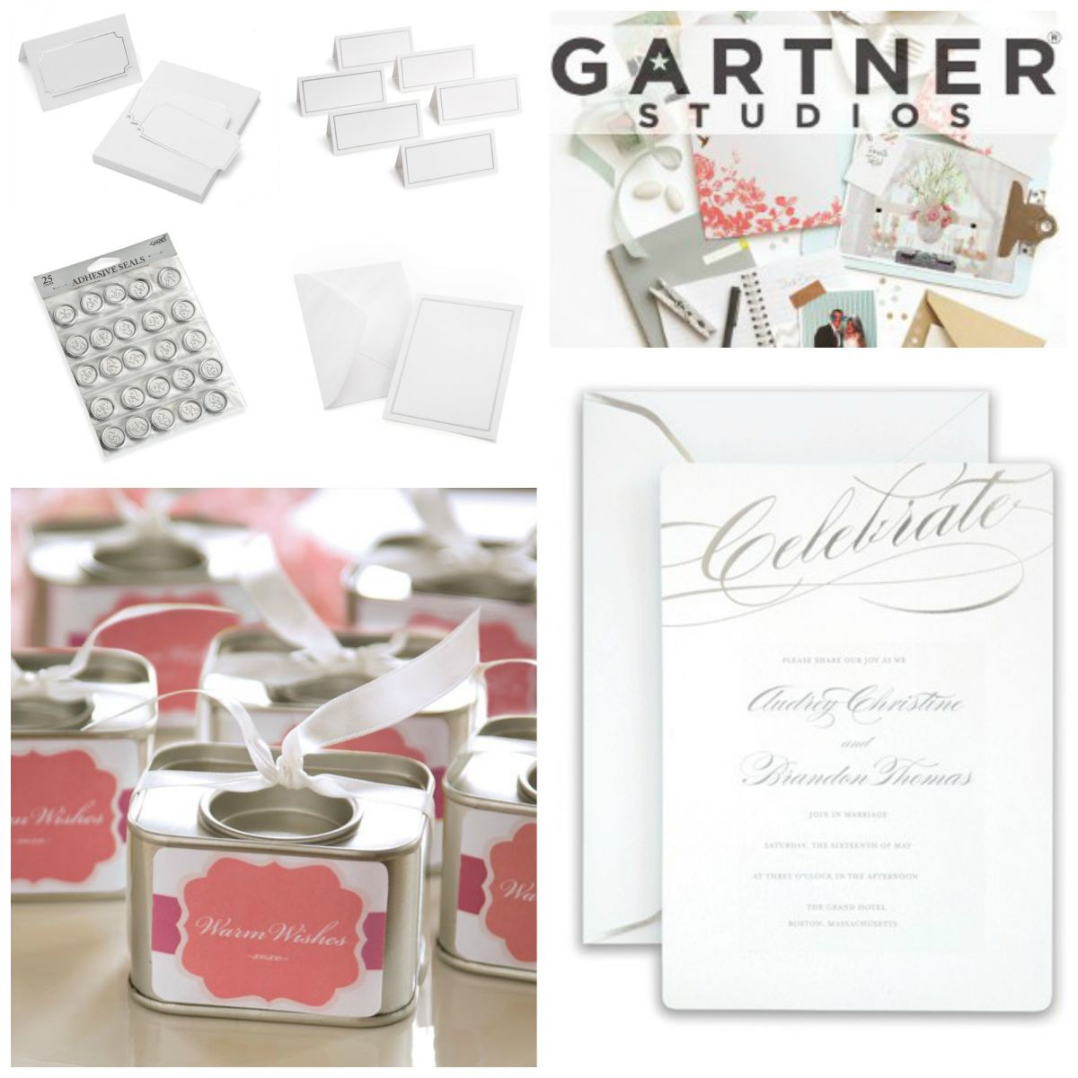 The Wedding Collection By Gartner Studios Allfreediyweddings Com