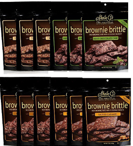 Shelia G's Original Brownie Brittle