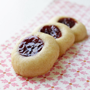 Family Favorite Raspberry Thumbprints