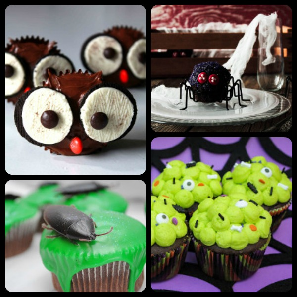 Halloween Dessert Recipes