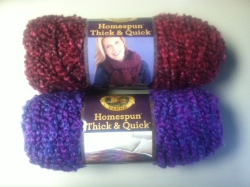 Lion Brand Yarn Thick and Quick