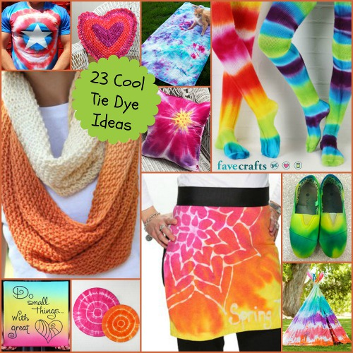 13733a66ab4c 23 Cool Tie Dye Ideas