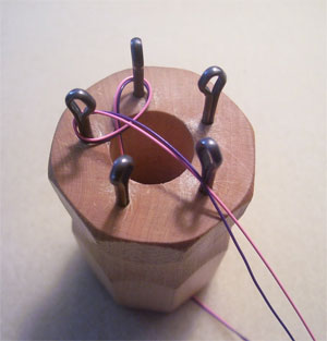 Knitting Spool Single 2
