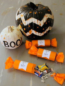Trick-or-Treat Party Poppers
