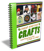 Cheap and Easy Crafts eBook