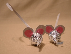 Candy Kiss Mice