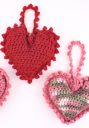 20 Valentine Crochet Patterns For Everyone Video