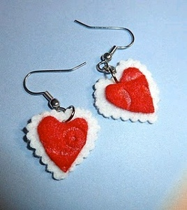 Heart Felt Earrings