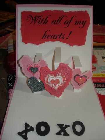 I Love You Card 2