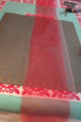 Cutting Tulle 2