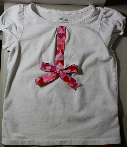 Valentine Shirt for Child
