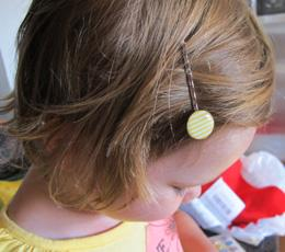 Fashion Hair Pin
