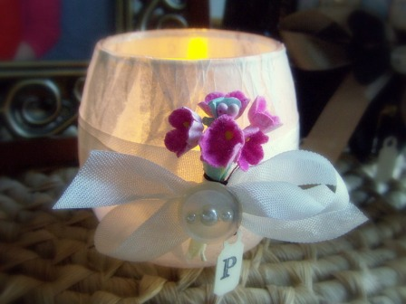 Wedding Votive