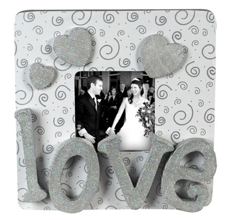 Wedding Love Picture Frame