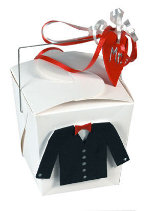 Gift Box for Groom or Groomsmen
