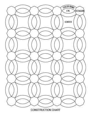 Crocheted Wedding Ring Quilt AllFreeDIYWeddingscom