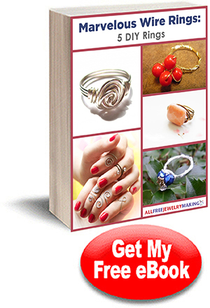 Marvelous Wire Rings: 5 DIY Rings eBook