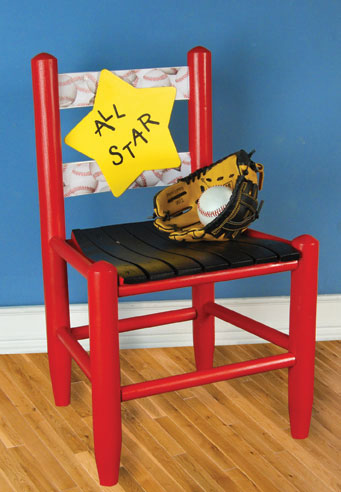 All Star Sporty Chair