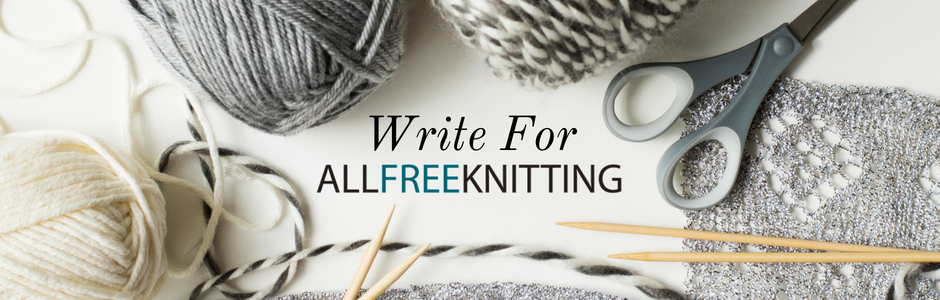 Write for AllFreeKnitting