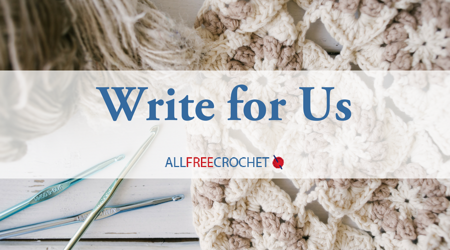 Write for AllFreeCrochet