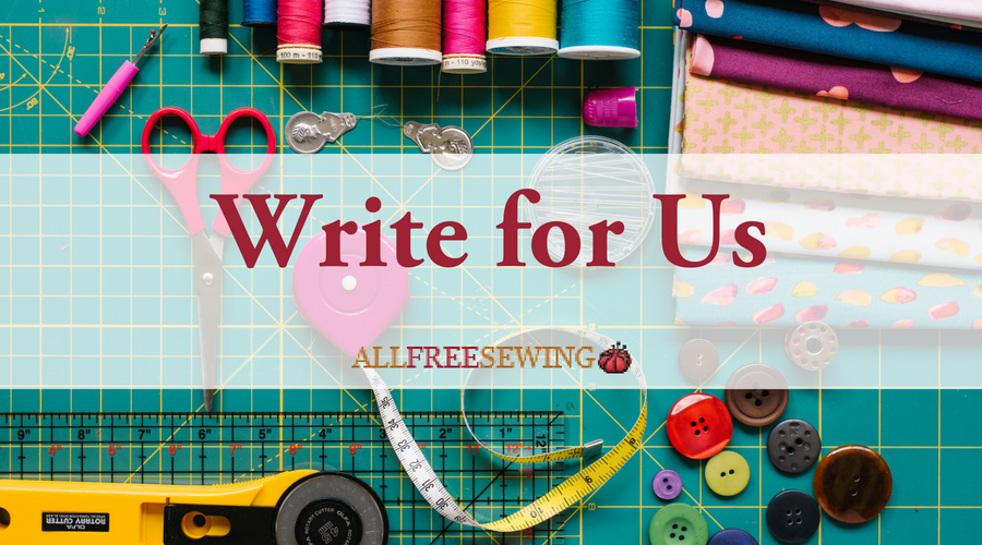 Write for AllFreeSewing