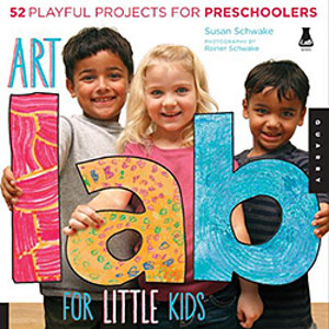 Art Lab for Little Kids Review