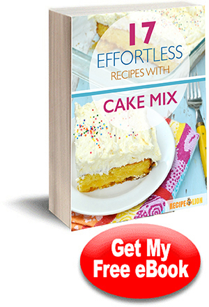 17 Effortless Recipes with Cake Mix