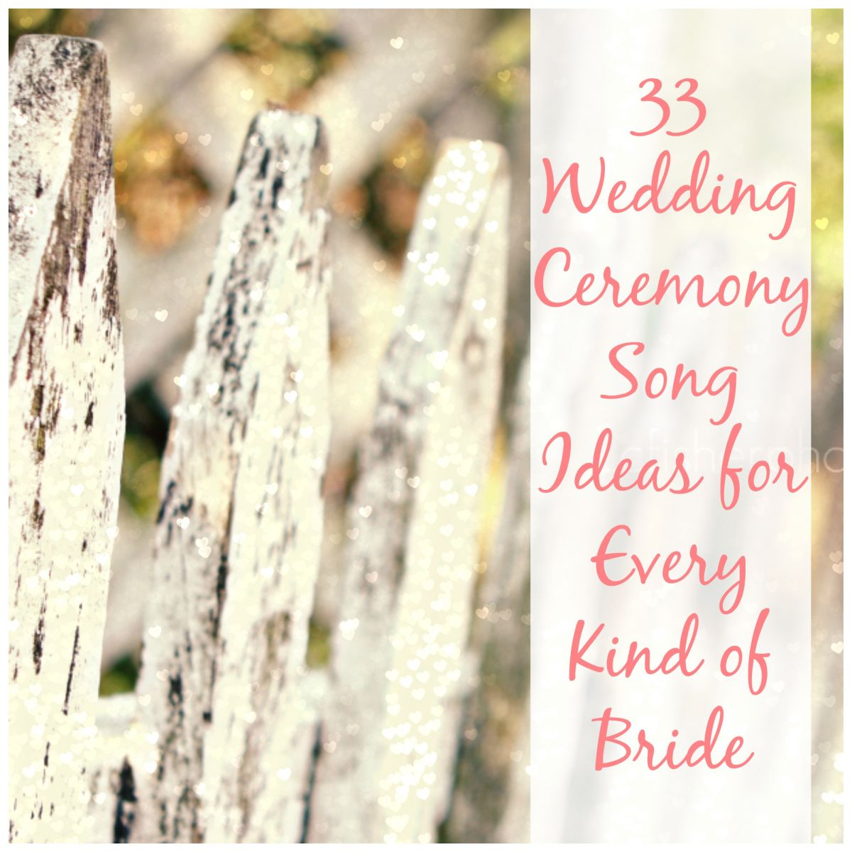 Wedding Ceremony Songs AllFreeDIYWeddingscom