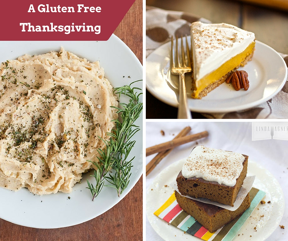 20 Gluten Free Recipes for You Thanksgiving Menu