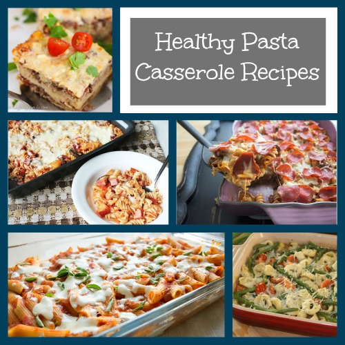 Healthy Casserole Recipes