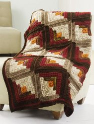 52 Free Crochet Afghan Patterns for Autumn