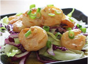 Copycat Bang Bang Shrimp
