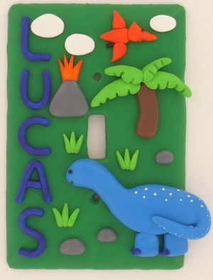 Dino Light Switch