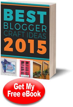 The best blogger craft ideas 2015 home decor ideas diy jewelry best blogger ebook 2015 fandeluxe Choice Image