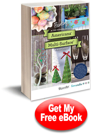 painting the seasons free eBook from Decoart